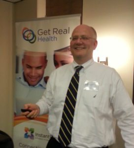 SEIB at InstantPHR User Group